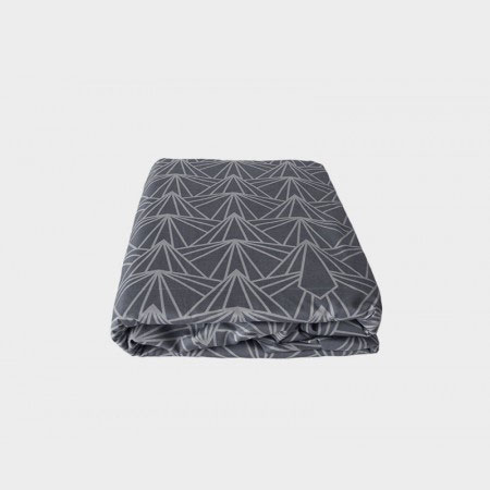 Fitted Sheet in Cloudy Grey