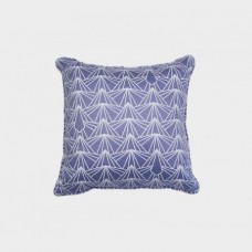 Square Pillow in Blue Sky